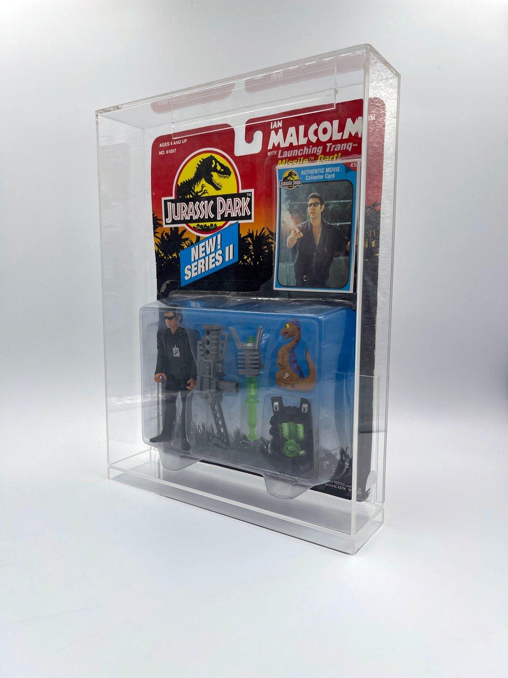 Jurassic Park Acrylic Case A
