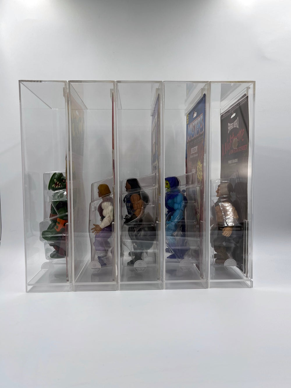 Masters of the Universe  Acrylic Cases