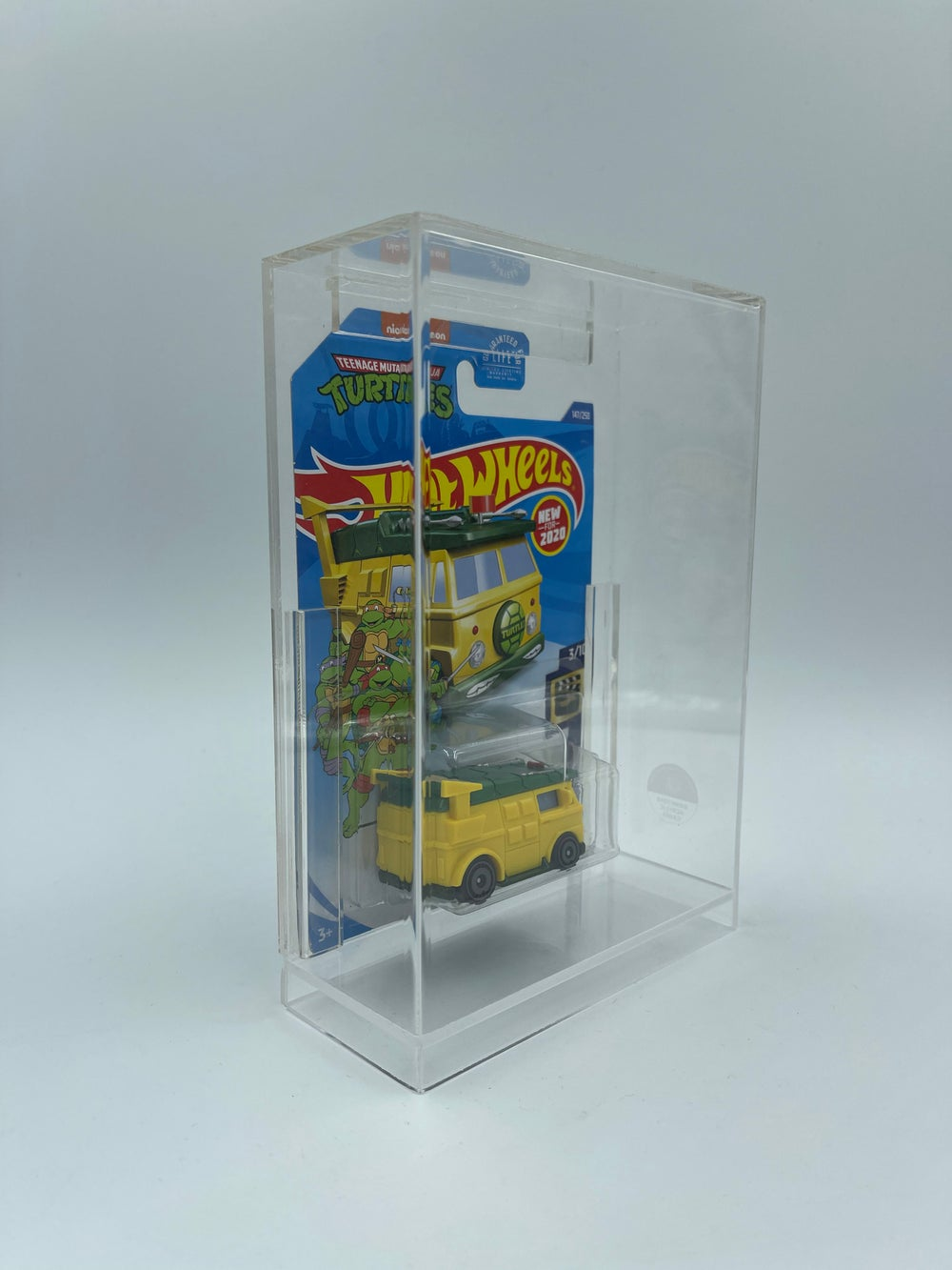 HotWheels/Matchbox Acrylic Cases - A