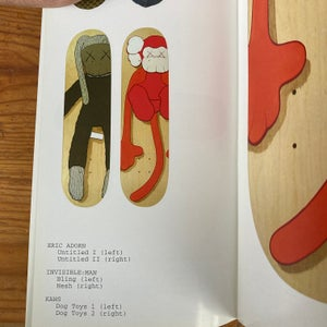 Image of Sk8 on the Wall Art Exhibition Catalog