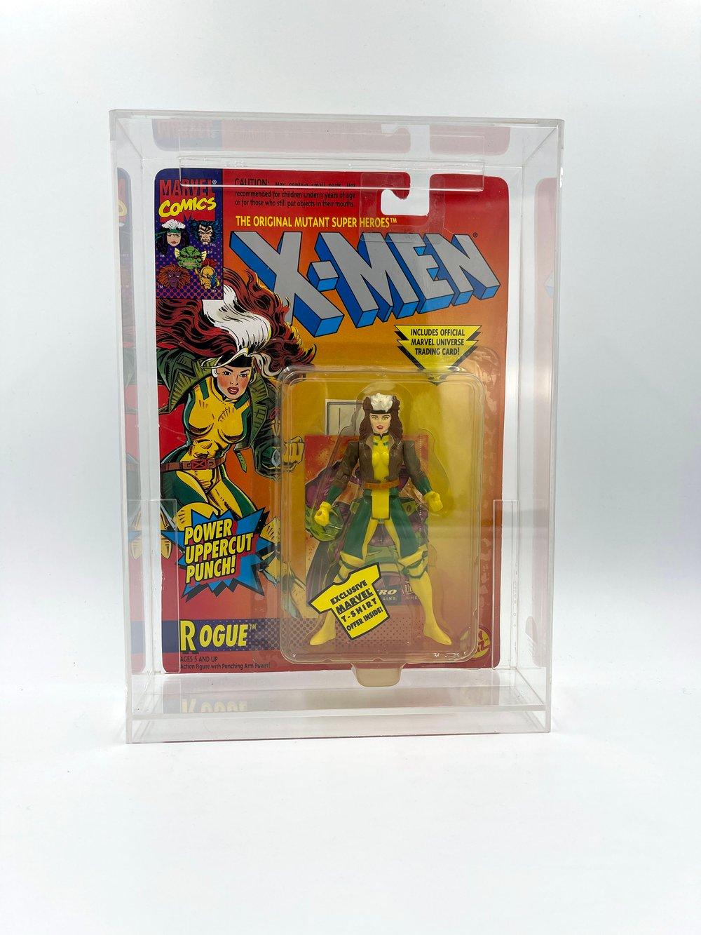 Xmen ToyBiz Acrylic Case - Pre-order