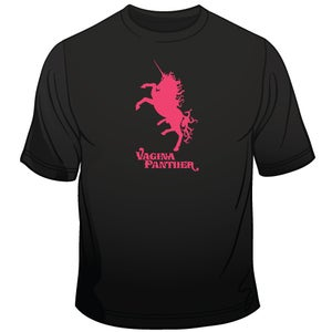Image of VP UNICORN TEE BLACK