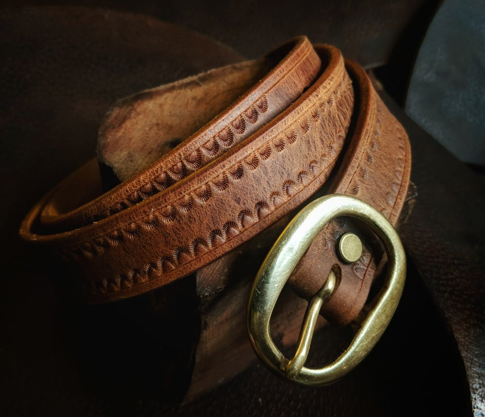 Image of Gärd Ladies Leather Belt