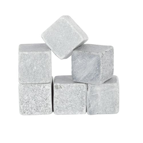 Image of GLACIER ROCKS SOAPSTONE CUBES