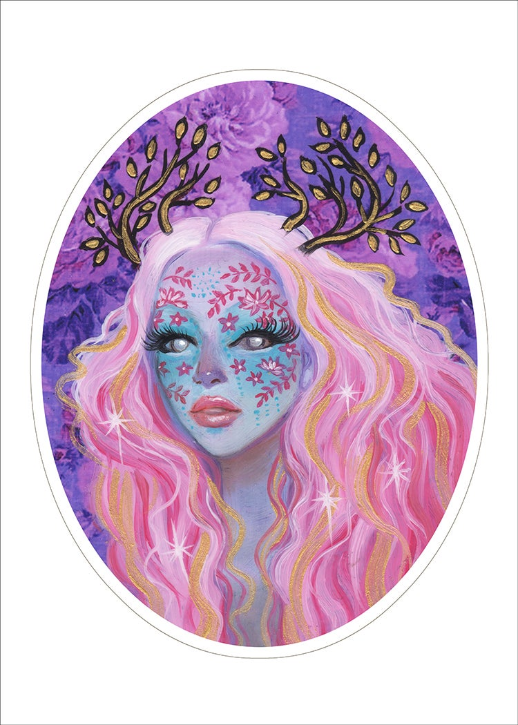 """Image of """"Winter Spirit"""" Limited edition print"""