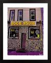 """Rock Room Pittsburgh Giclée Art Print - 11"""" x 14"""""""