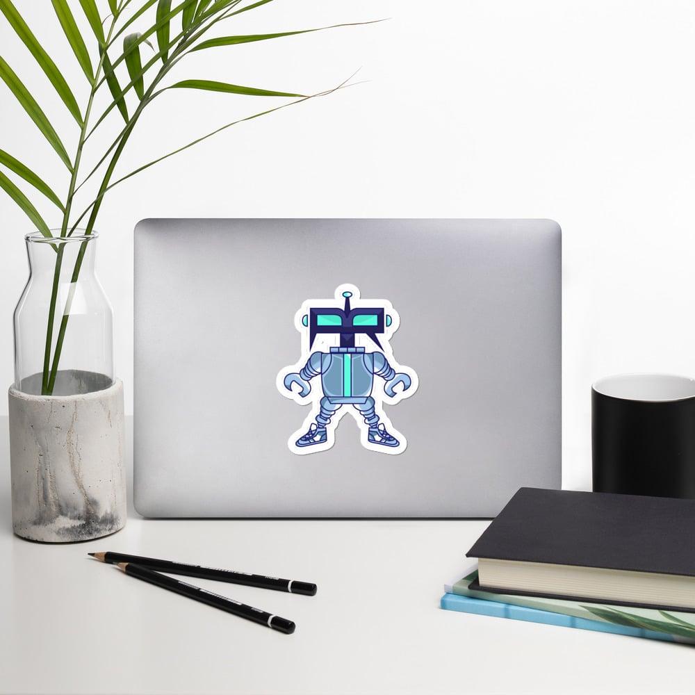 LP ROBOT Sticker