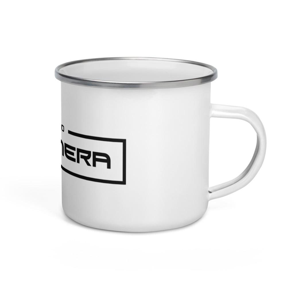 MERCADO LA PRIMERA Enamel Mug