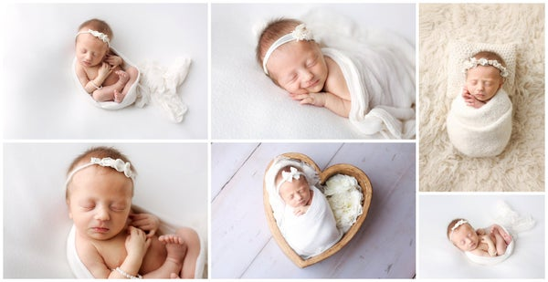 Image of Swaddled Baby Mini Session $299 + tax