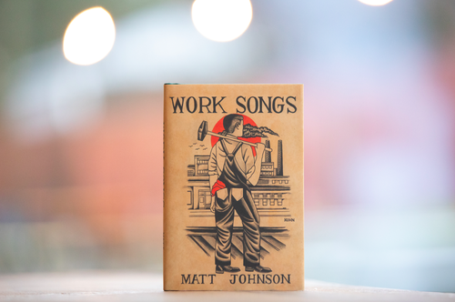 Image of Work Songs (Signed Copy)