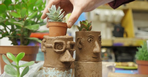 Image of Create & Connect - Book A Virtual Pottery Workshop For Your Team