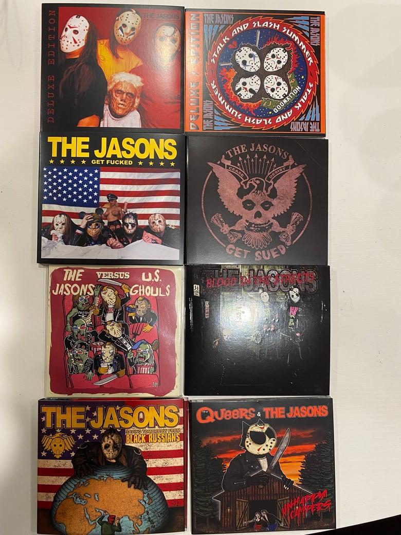 Image of 8 CD BUNDLE!