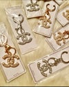 Luxury Pearl Keychain