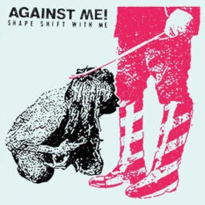 Image of Against Me! Shape Shift With Me 2xLP