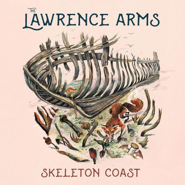 Image of Lawrence Arms - Skeleton Coast LP