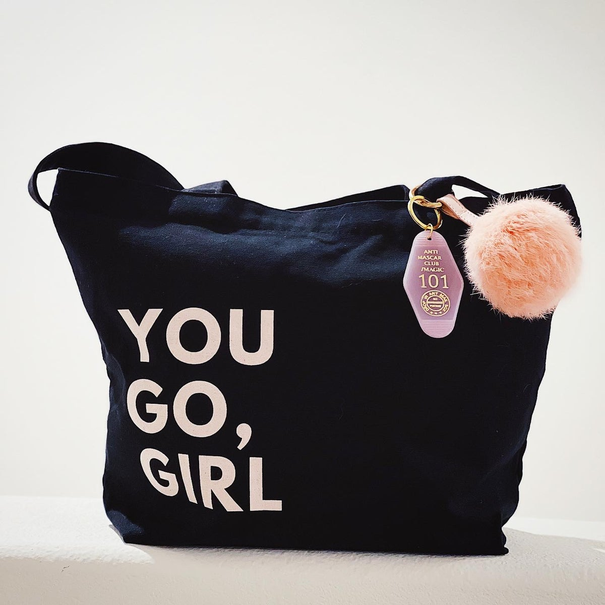 Image of You Go Girl Tote 💃🏻