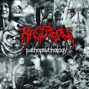 Image of RASPATORY Pathopsychology CD/Digi CD NEW !!!