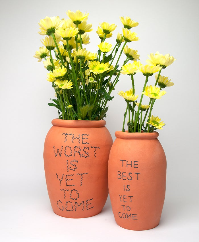 The Best/Worst Is Yet To Come Pot No 2 and No 3