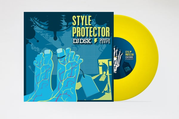 Image of Style Protector by DJ DSK