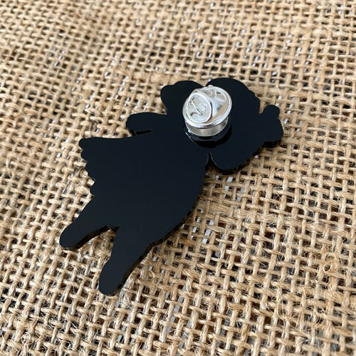 Image of Hula Girl - Acrylic Pin