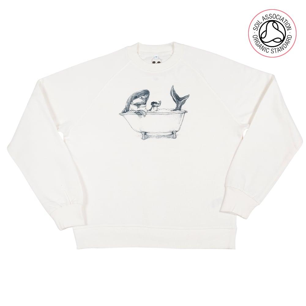 Shark Women's Sweatshirt (Organic)