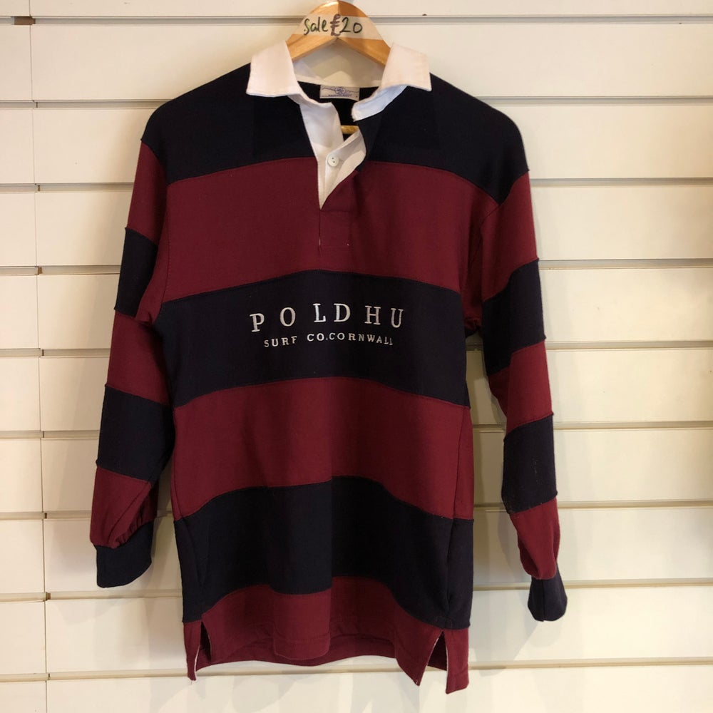 SALE • Striped Rugby Top (SMALL)