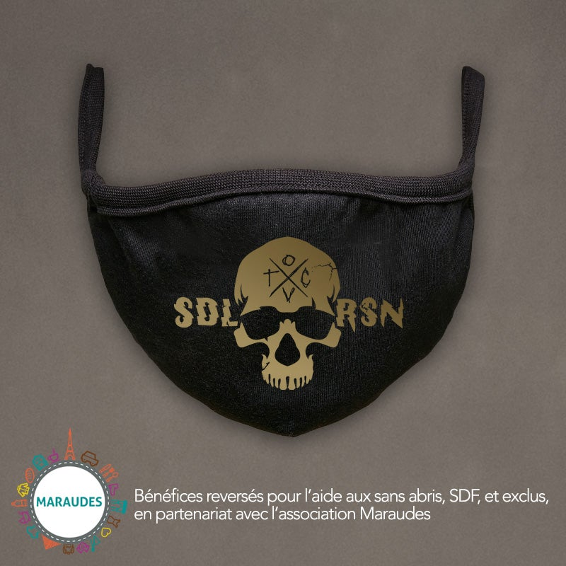 "Image of Masque Sidilarsen ""Skull"""