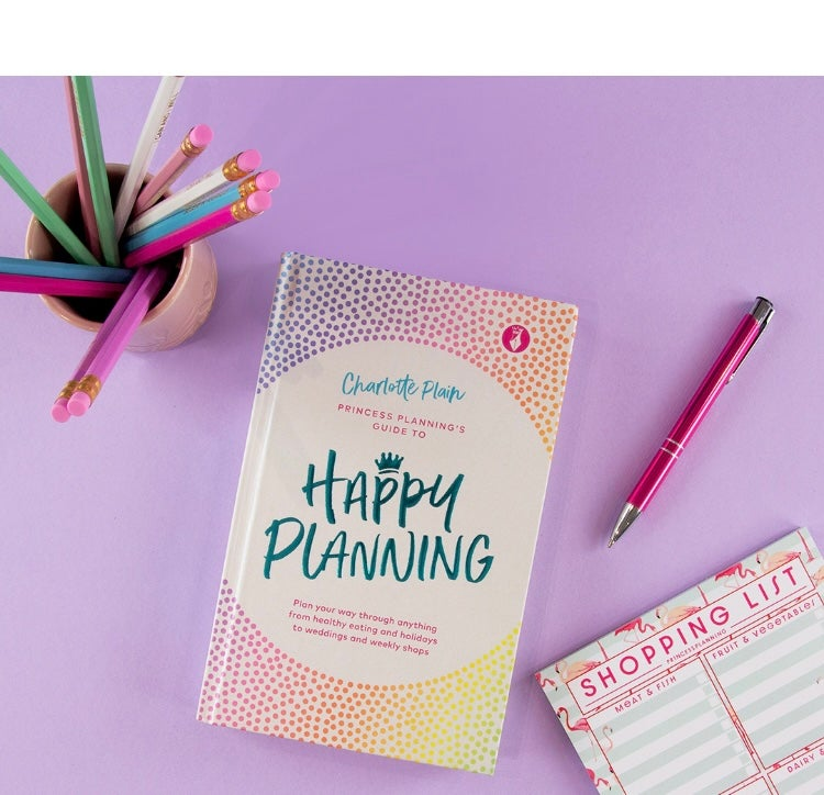 Image of MY FIRST BOOK - HAPPY PLANNING BOOK