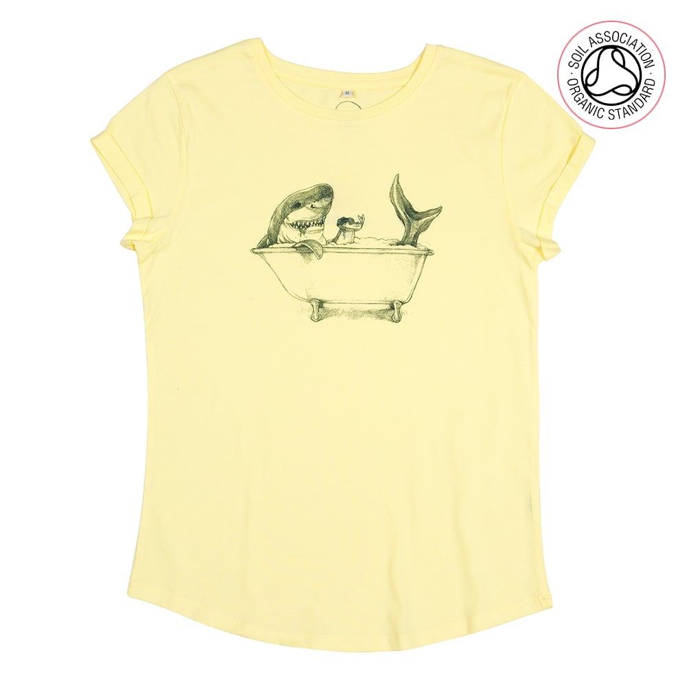 Shark Women's T-shirt (Organic)