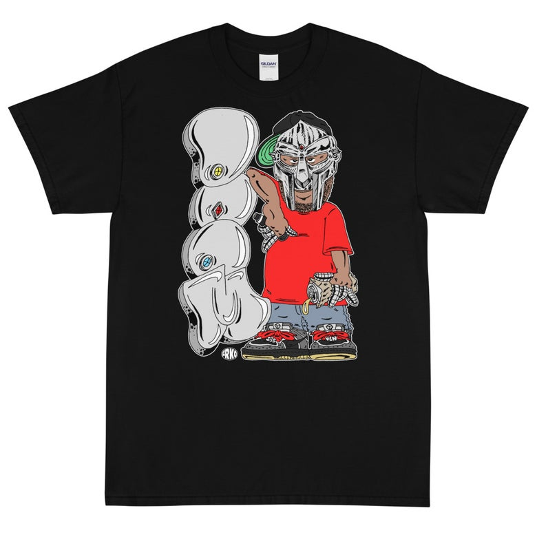 Image of METAL FINGERS TEE