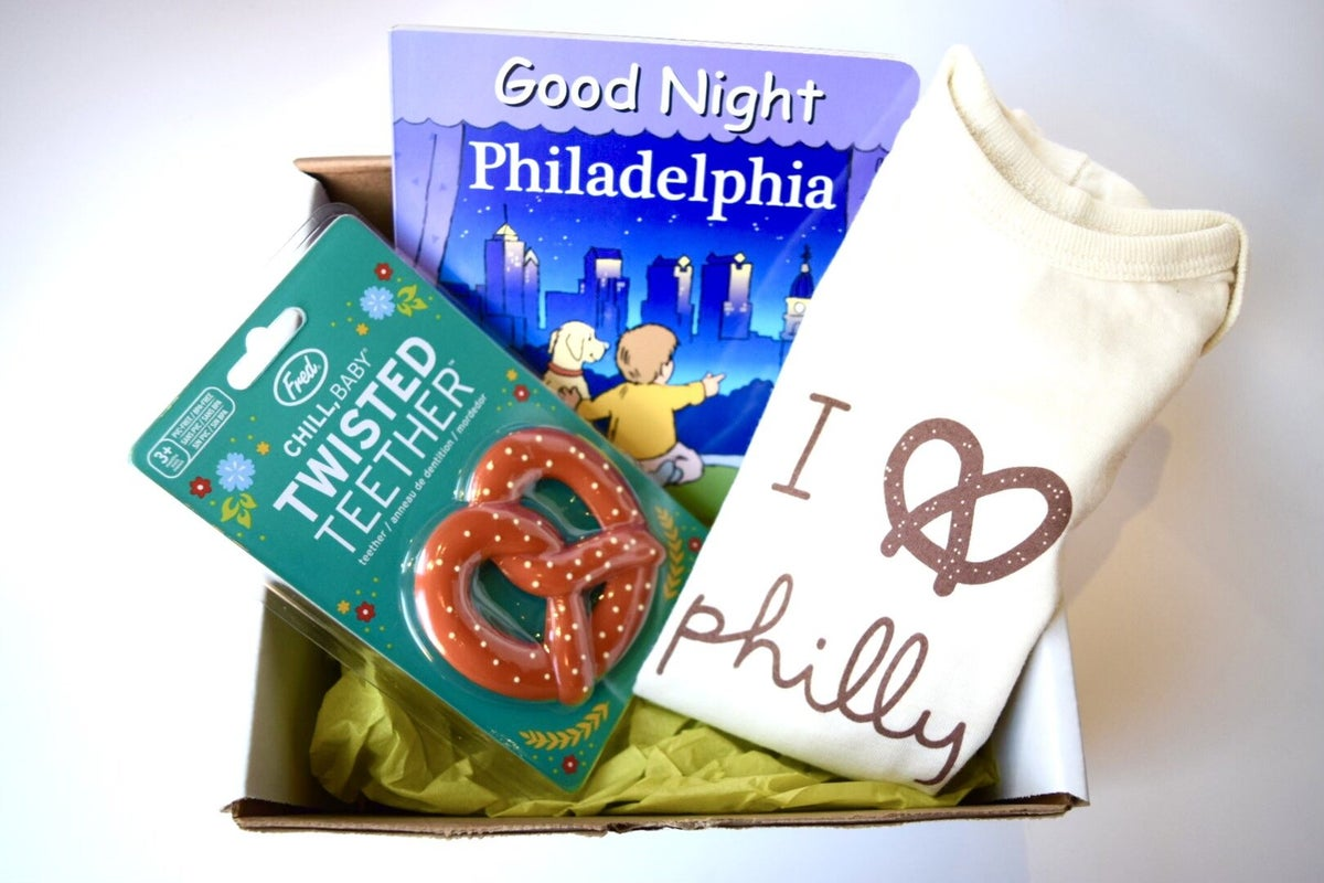 Philly Baby Gift