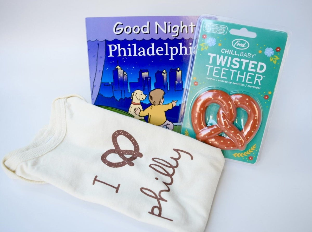 Philly Jawn Baby Gift