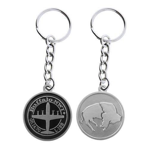 Image of L-188 Electra Keychain