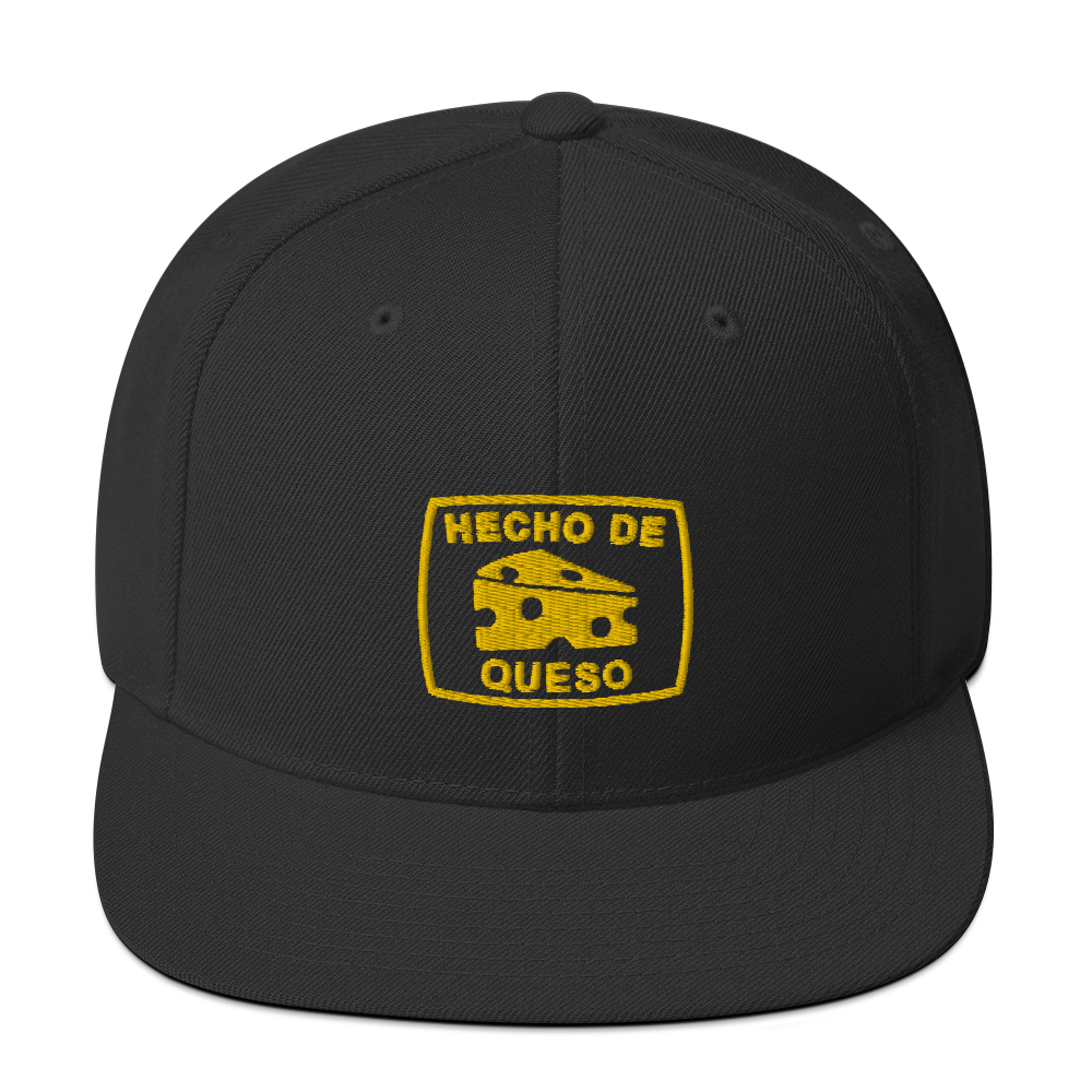 Image of HECHO DE QUESO SNAPBACK