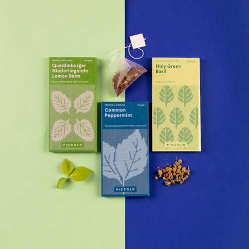 Image of Herbal Teas Seed Collection