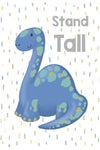 Personalised Dino Prints