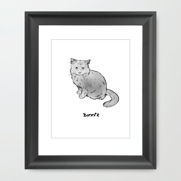 Image of Cat Portrait