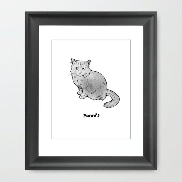 Image of Cat Portrait