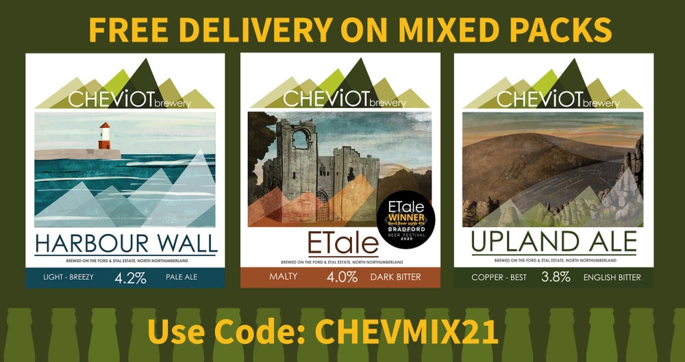 Image of Triple PACK - Upland Ale, Harbour Wall, EtAle