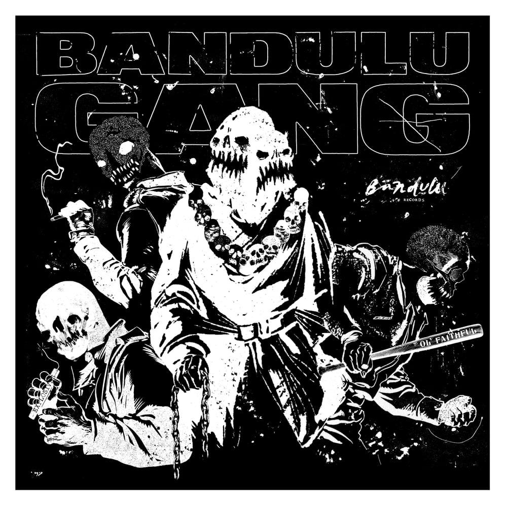 Image of Bandulu 011- Bandulu Gang — Giclée art-print