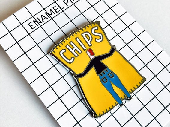 Image of ANSTECKER Chips