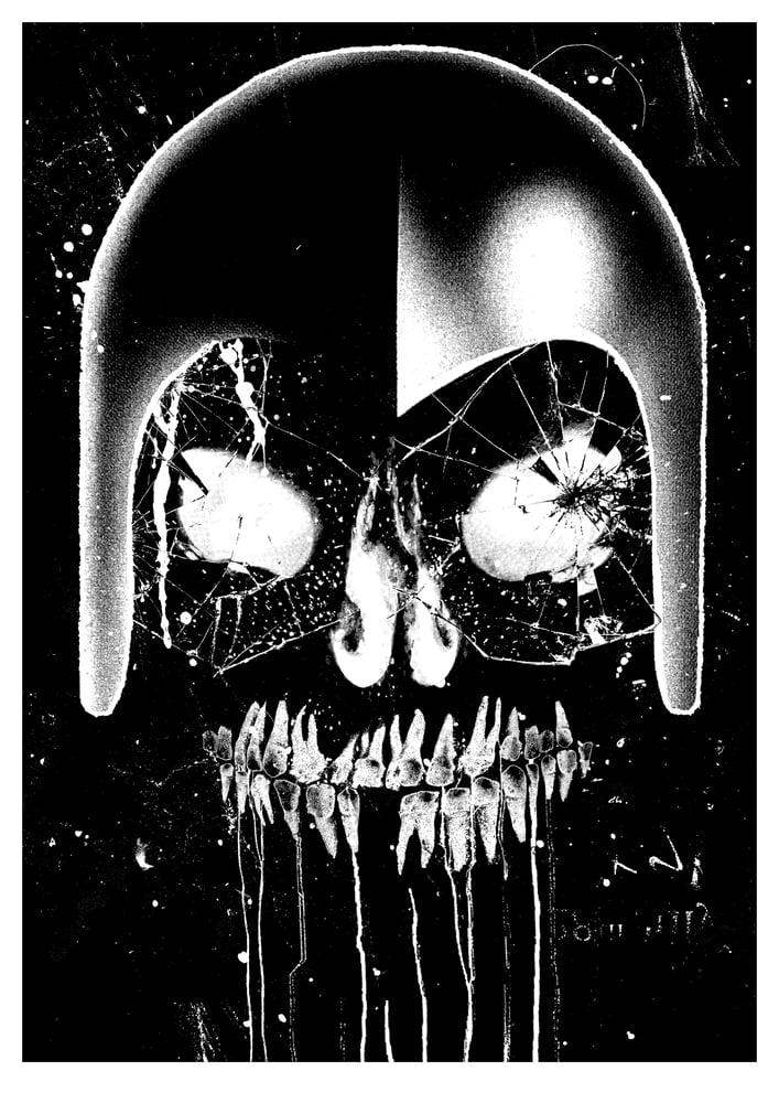 Image of Death Race — Giclée art-print