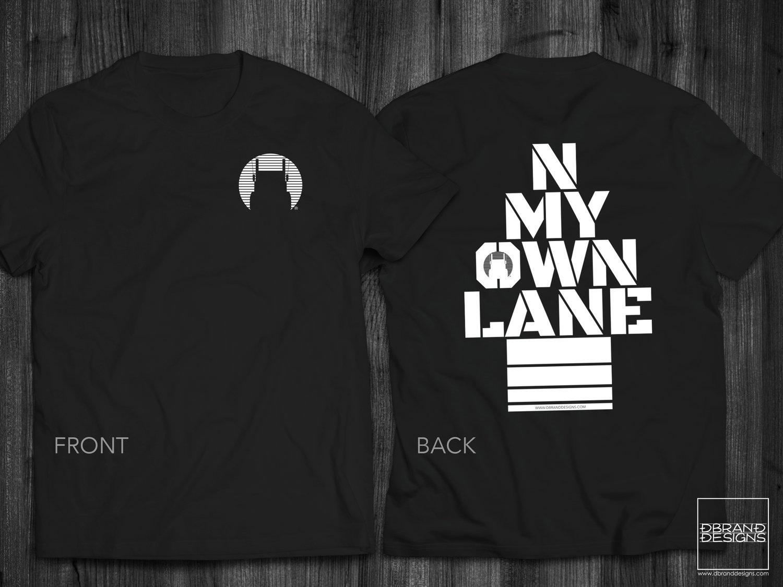 Image of N MY OWN LANE T Shirt