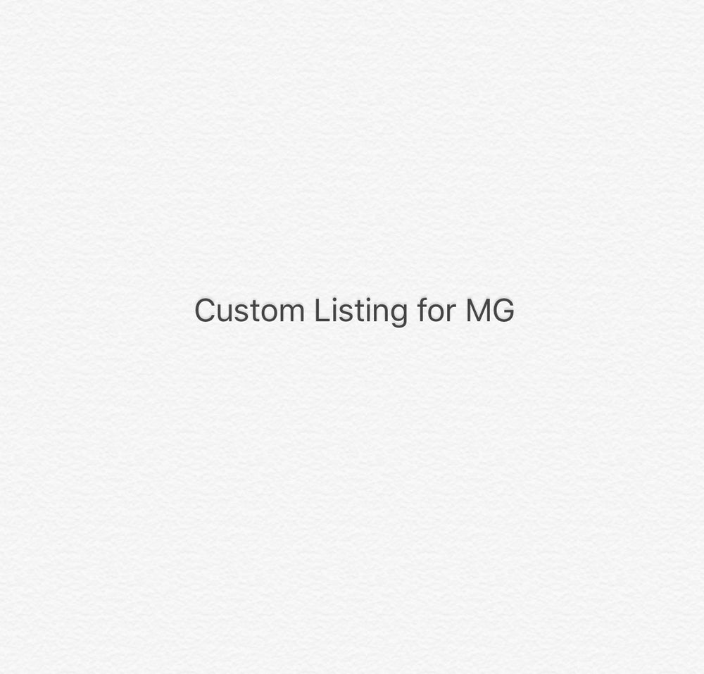 Image of For MG