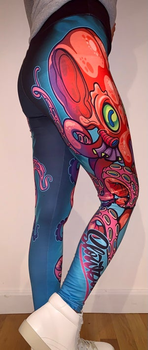 Image of Octopus Leggings