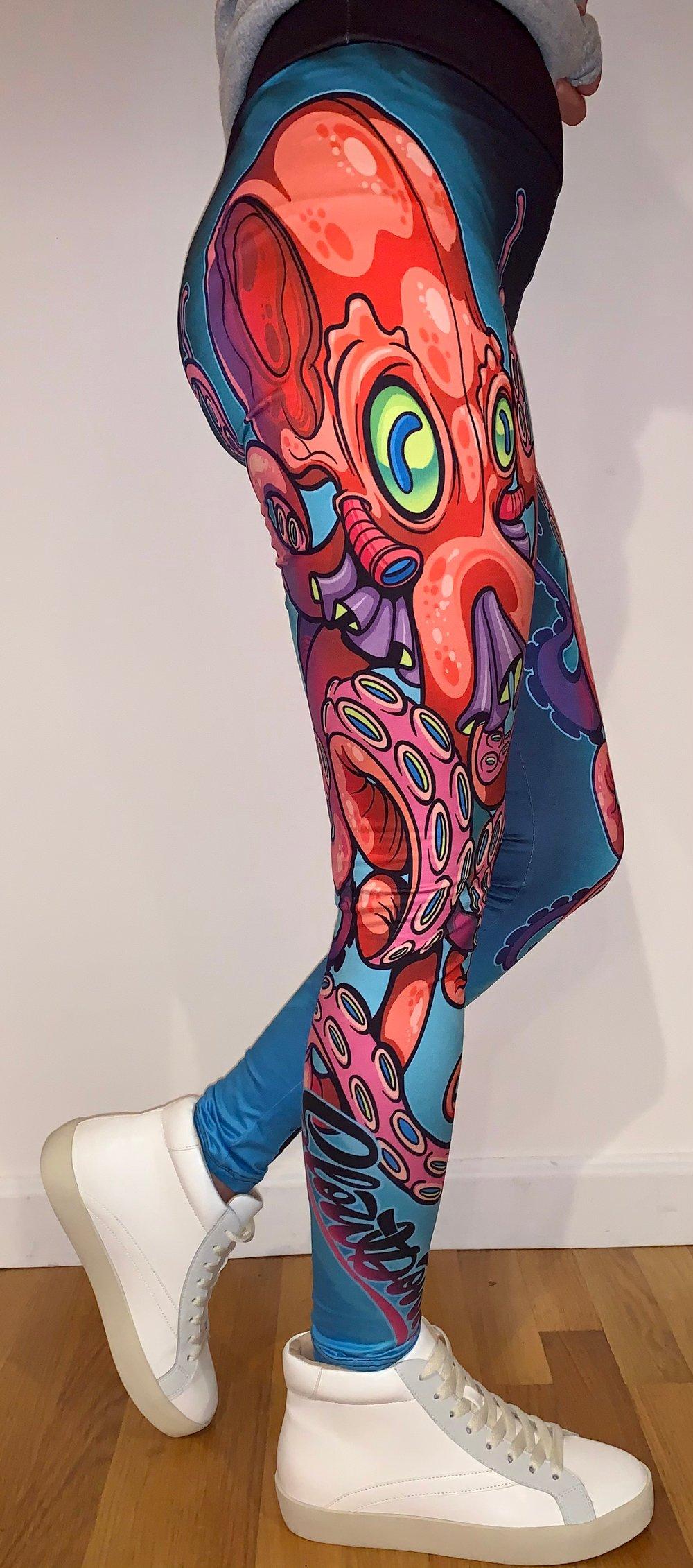 Octopus Leggings