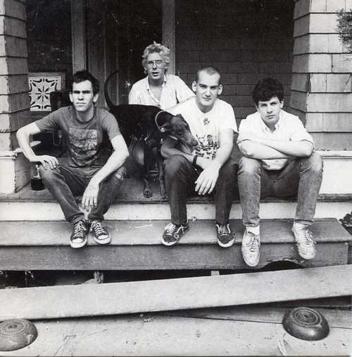 MINOR THREAT-FIRST DEMO TAPE 7""