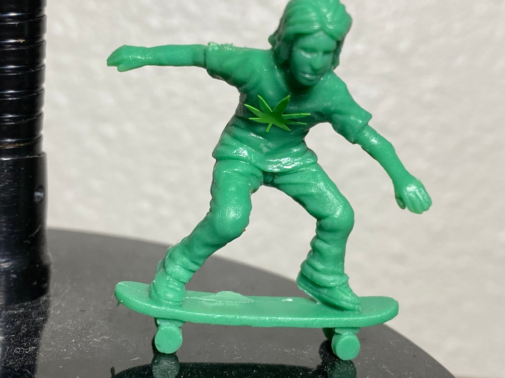 Image of STONER TOYS FROM HELL SCUMBAG SKATER ARMYMEN
