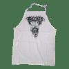 Big Chef Apron (White)