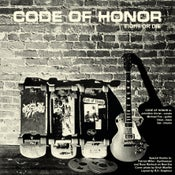 Image of CODE OF HONOR / SICK PLEASURE Fight Or Die / Dolls Under Control LP reissue